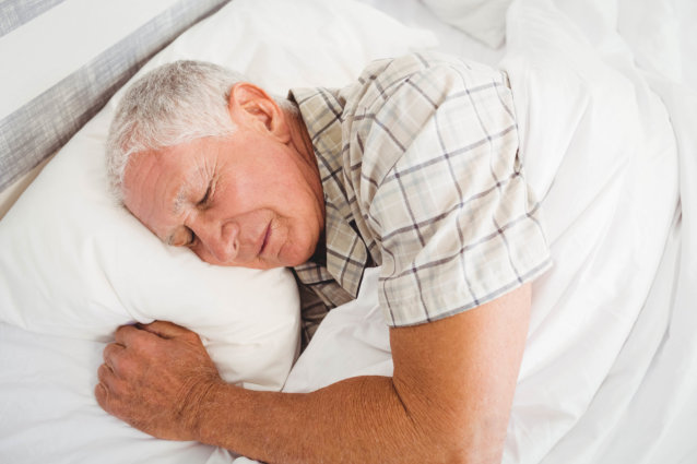 What Can You Do when Seniors Can't Sleep?