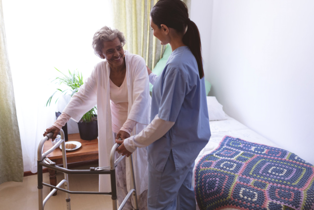 Is Your Senior Loved One Coping with Chronic Pain?